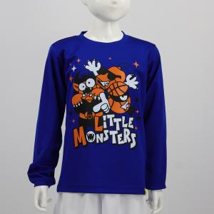Little Monsters ロングTシャツ 【LM19211】ROYAL|tipoff