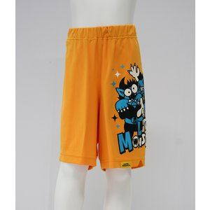 Little Monsters BAGGY SHORTS 【LM19212】GOLD|tipoff