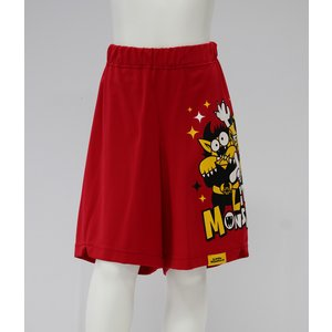 Little Monsters BAGGY SHORTS 【LM19212】RED|tipoff
