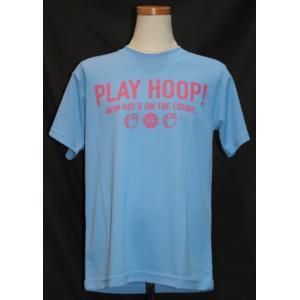 BALL LINE  Tシャツ 【NKO169】LT.BLUE|tipoff
