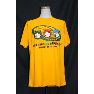 BALL LINE  Tシャツ 【NKO170】GOLD|tipoff