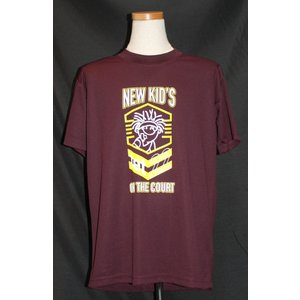 BALL LINE  Tシャツ 【NKO172】MAROON|tipoff