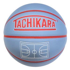TACHIKARA WORLD COURT【SB7-247】Sky Blue / Red / White|tipoff