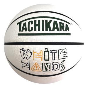 TACHIKARA WHITE HANDS -DISTRICT-【SB7-250】White / Green / Yellow / Navy / Black|tipoff