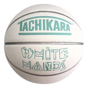 TACHIKARA WHITE HANDS -DISTRICT-【SB7-252】White / Light Aqua / Silver|tipoff