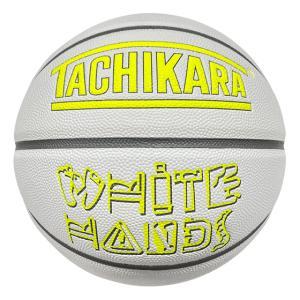 TACHIKARA WHITE HANDS -DISTRICT-【SB7-257】White / Neon Yellow / Gray|tipoff