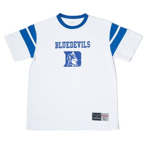 SPALDING DUKE SHOULDER LINE Tシャツ 【SMT180470】ホワイト|tipoff