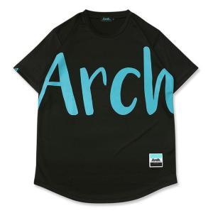 Arch big typo tee【T121-108】black|tipoff