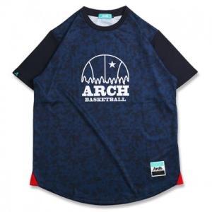Arch ballin tour tee【navy】 T17-020 tipoff
