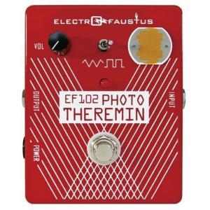 Electro-Faustus EF102 Photo Thermin V.2(テルミン)(送料無料...