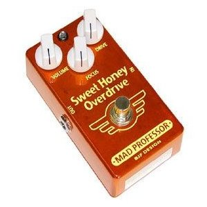 Mad Professor New Sweet Honey Overdrive エフェクター オーバードライブ の商品画像|ナビ