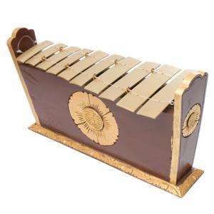 ガムラン GENTA / 民族楽器 インド アジア エスニック レビューでタイカレープレゼント|tirakita-shop
