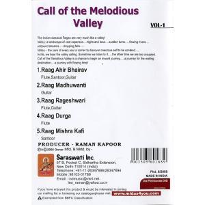 Call of the Melodious Valley Vol. 1 / 映画 dvd民族楽器 インド アジア エスニック バンスリ 古典音楽 2008 インド映画 tirakita-shop