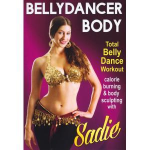 ベリーダンス レッスン DVD BELLYDANCER BODY TOTAL WORKOUT wit...