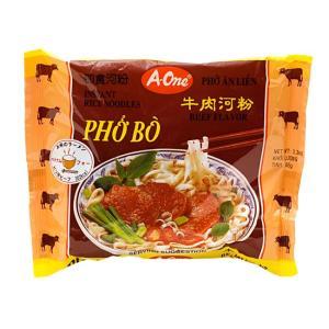 ベトナム・フォー (袋) 【A-One】 ビーフ味 / ベトナム料理、フォー、インスタント麺、ビーフ...