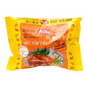 ベトナム・フォー (袋) 【A-One】 エビとカニ味 / ベトナム料理、フォー、インスタント麺 A...
