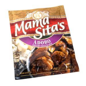 フィリピン料理 アドボの素 - Adobo 【MamaSita's】 / MamaSita's、フィ...