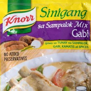 フィリピン料理 シニガンサンパロック ガビの素 Sinigang Sa Sampalok Gabi (Knorr) / エスニック ア