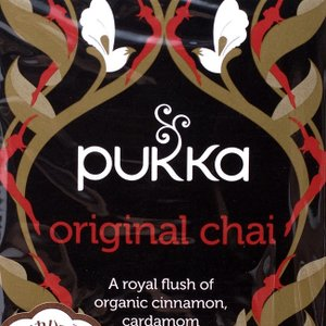 【PUKKA】original chai- オーガニックハーブティー  / ハーブティー、アーユルヴ...