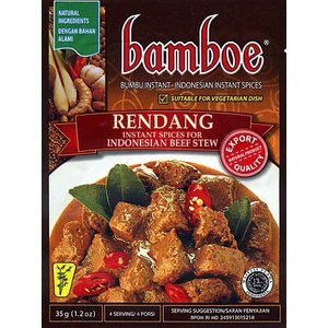 煮込み 煮込み料理をご飯にかけて インドネシア料理 バリ ルンダン