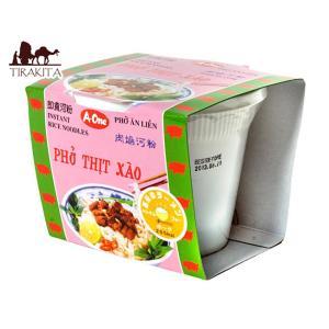 ベトナム・フォー インスタント カップ 【A-One】 ポーク味 / ベトナム料理、フォー、インスタ...