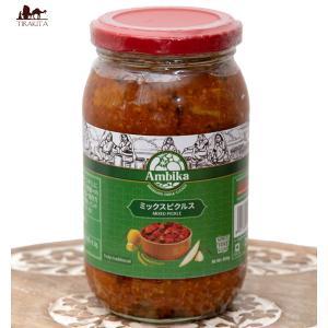 インド料理 RAJ アチャール インドのピクルス (アチャール)ー ミックス (RAJ) クイック ...