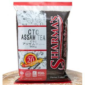 チャイ用紅茶 Veenas Kitchen CTC アッサムティー(袋入り)(500g) / アッサムctcエスニック アジア インド 食品 食材