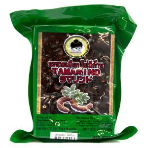 タマリンドペースト 調理用 果肉のみ パック 400g インド料理の素 簡単 便利 アジアン食品 エ...