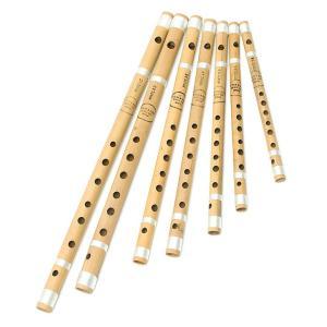 バンスリ(通常管)セット-管楽器:バンスリ:バンスリ tirakita-shop
