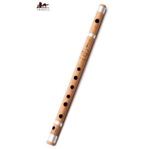 バンスリ(BASS D管) / フルート 楽器民族楽器 インド アジア エスニック Bansli 管楽器 tirakita-shop