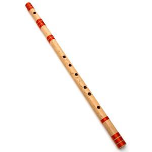 高品質コンサート用バンスリ(Bass E管) / レビューで300円クーポン進呈 民族楽器 インド アジア エスニック Bansli 管楽器 tirakita-shop