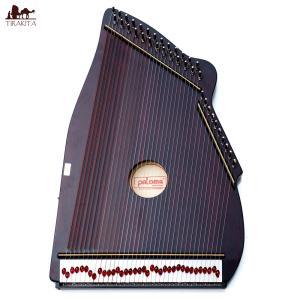 スワルマンダル(大) / レビューで300円クーポン進呈 スワルマンダル民族楽器 インド アジア エスニック 弦楽器 Swarmandal|tirakita-shop