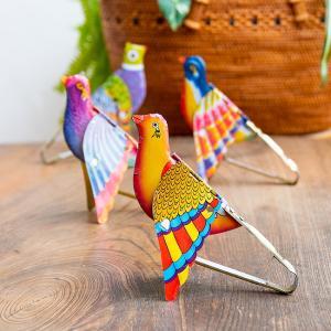 バード 鳥 おもちゃ おみやげ ぴよぴよ鳥 玩具 ピヨピヨ バードホイッスル インコ オウム 小鳥 ...