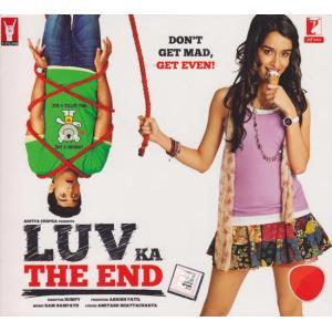 Luv Ka The End CD / 映画音楽インド音楽 民族音楽 インド映画 ミュージック ボリウッド サントラ