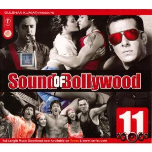 SOUND OF BOLLYWOOD 11 / 映画音楽インド音楽 CD 民族音楽 フィルミー リミックス ベスト ボリウッド インド映画 サントラ