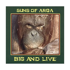 Suns of Arqa - Big and Live /  Arka Sound トランス  アー...