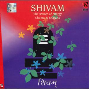 Shivam The source of energy Chants and Bhajans / cd スピリチュアル 瞑想 イ レビューでタイカレープレゼント