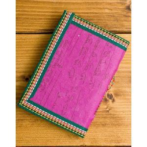 メモ帳 ノート 神様 〈12.8cm×8.5cm〉インドの神様柄紙メモ帳 やかん ロクタ ネパール エスニック アジア 雑貨|tirakita-shop|02