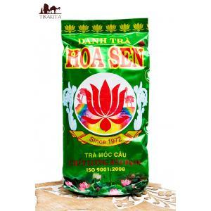 蓮茶 (蓮花茶) 茶葉タイプ 70g (DANH TRA) / レビューで50円クーポン進呈 蓮の葉 蓮エスニック アジア インド 食品 食材