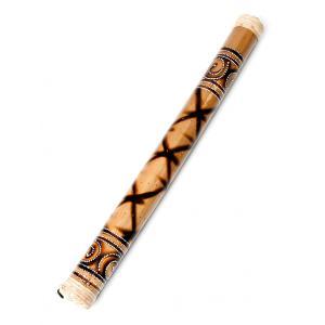 レインスティック 雨音がする民族楽器 60cm(渦巻き) / 癒やし バリ 打楽器|tirakita-shop