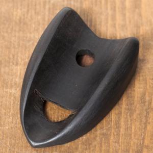 ブタ鼻になる鼻笛 ハート型 / 民族楽器 恥ずかしい ぶた インド アジ レビューでタイカレープレゼント|tirakita-shop