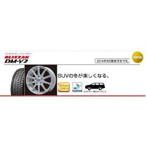 ブリヂストン ブリザック DM-V2 225/65R17とTRG-SS10 4本セット tire-access