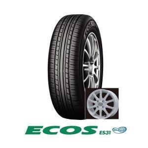 ヨコハマ エコス ES31 155/80R13とTRG-SS10 4本セット|tire-access
