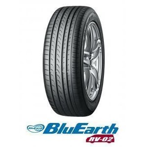 ヨコハマ Blu Earth(ブルーアース) RV-02 235/50R18 97V|tire-access