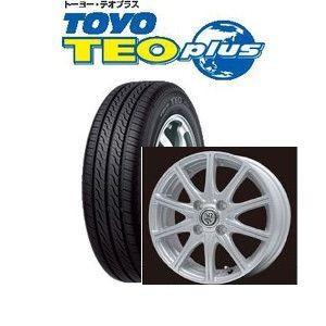 トーヨー TEO plus 155/80R13とTRG-SS10 4本セット|tire-access