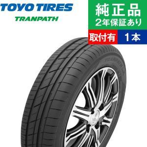 トーヨータイヤ トランパス LuK 155/65R14 75H サマータイヤ単品1本 取付予約も同時...