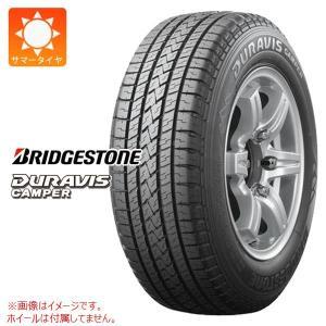 ブリヂストン デュラビス キャンパー 195/70R15 106/104L サマータイヤ  【バン/トラック用】|tire1ban