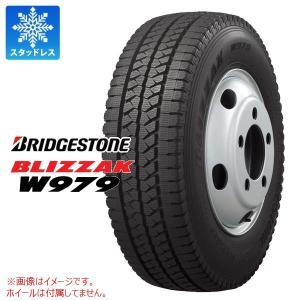 ブリヂストン ブリザック W979 195/75R15 109/107L スタッドレスタイヤ 【バン/トラック用】|tire1ban