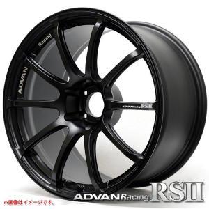 アドバンレーシング RS2 アルファロメオ アバルト フィアット用 7.5-18 ホイール1本 輸入車用 ADVAN Racing RS2 for Alfa Romeo ABARTH FIAT|tire1ban