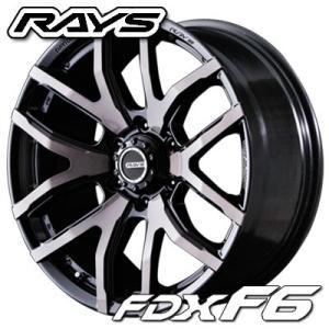レイズ デイトナ FDX F6 KZ 8.0-17 ホイール1本 DAYTONA FDX F6 KZ|tire1ban
